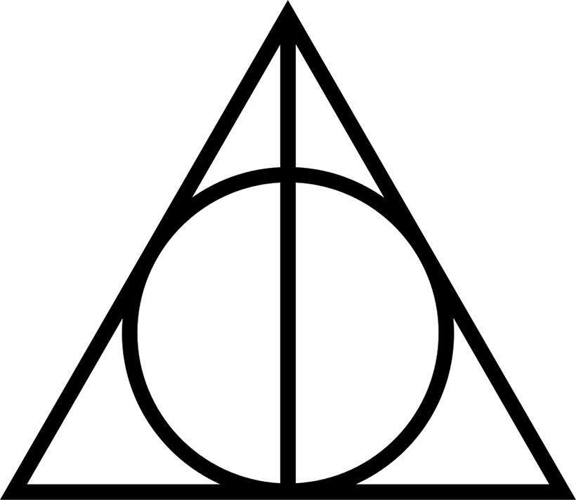 Harry potter illuminati movies for Elder wand markings