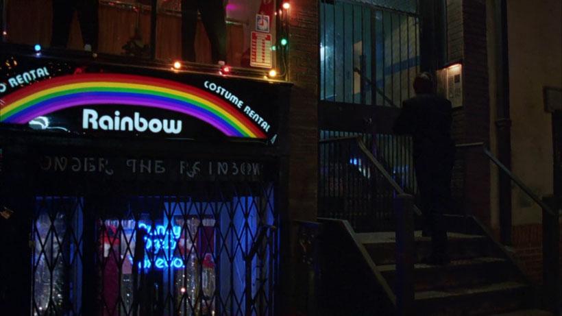 Rainbow / Under the Rainbow