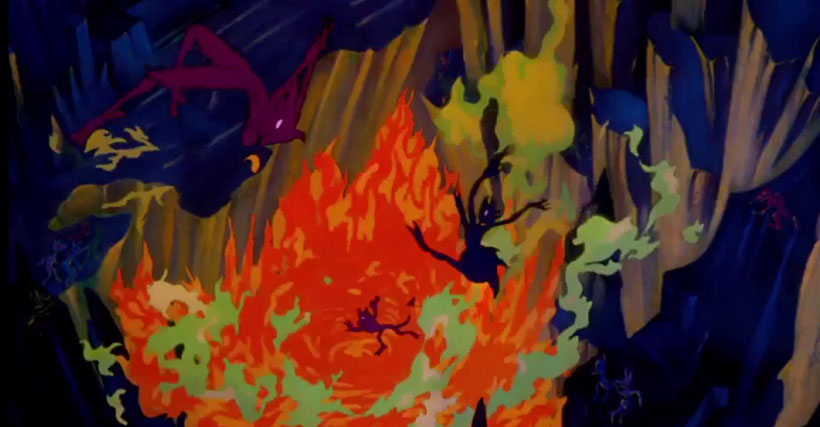 Illuminati-Movies-Fantasia-pit-of-hell