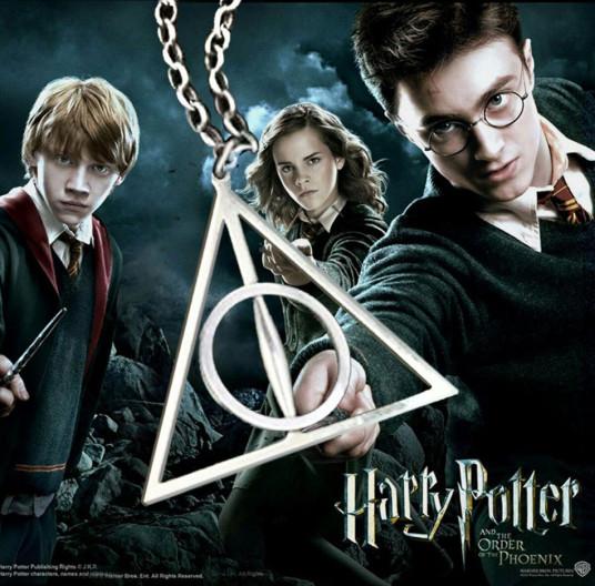 Harry Potter Illuminati Movies