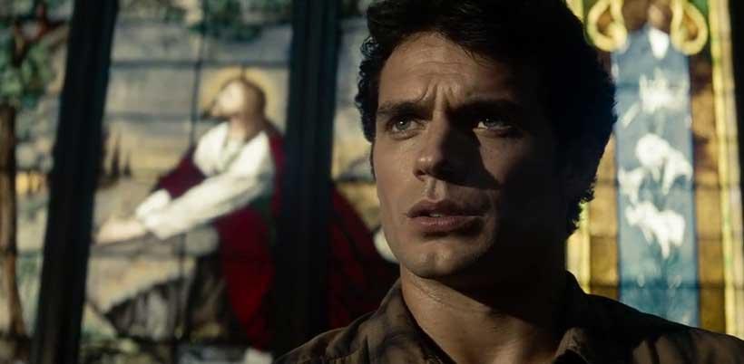 Not-so-subtle Superman-Jesus parallels