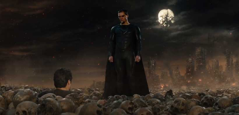General Zod is typical of an Anti-Christ archetype